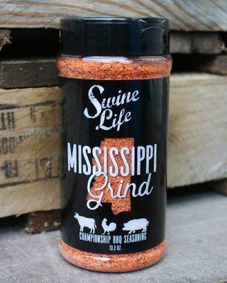 Swine Life Mississippi Grind- Championship BBQ Seasoning