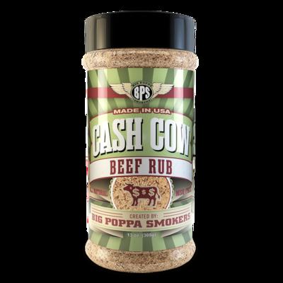 Big Poppa Smokers Cash Cow Rub