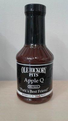 Ole Hickory Pits- Apple Q BBQ sauce