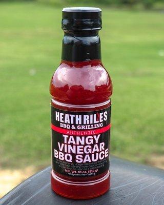 Heath Riles-Tangy Vinegar BBQ Sauce