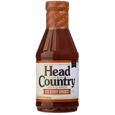 Head Country Hickory Smoke- 20 oz