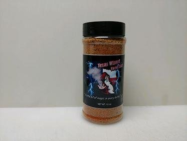 Texas Wizard Sweet Rub