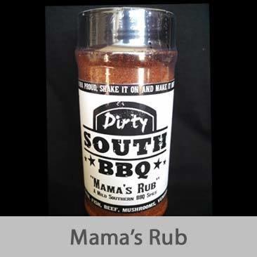 Dirty South BBQ-Mama's Rub