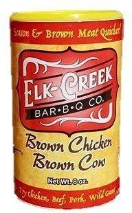Elk Creek BBQ- Brown Chicken Brown Cow 8 oz
