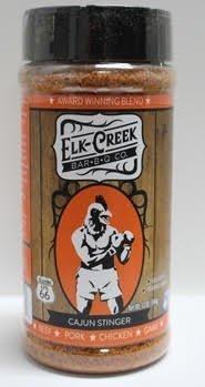 Elk Creek BBQ Cajun Stinger- 12oz