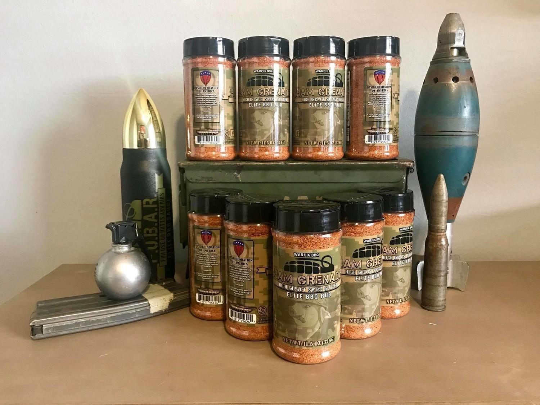 Warpig BBQ - Ham Grenade Elite Rub