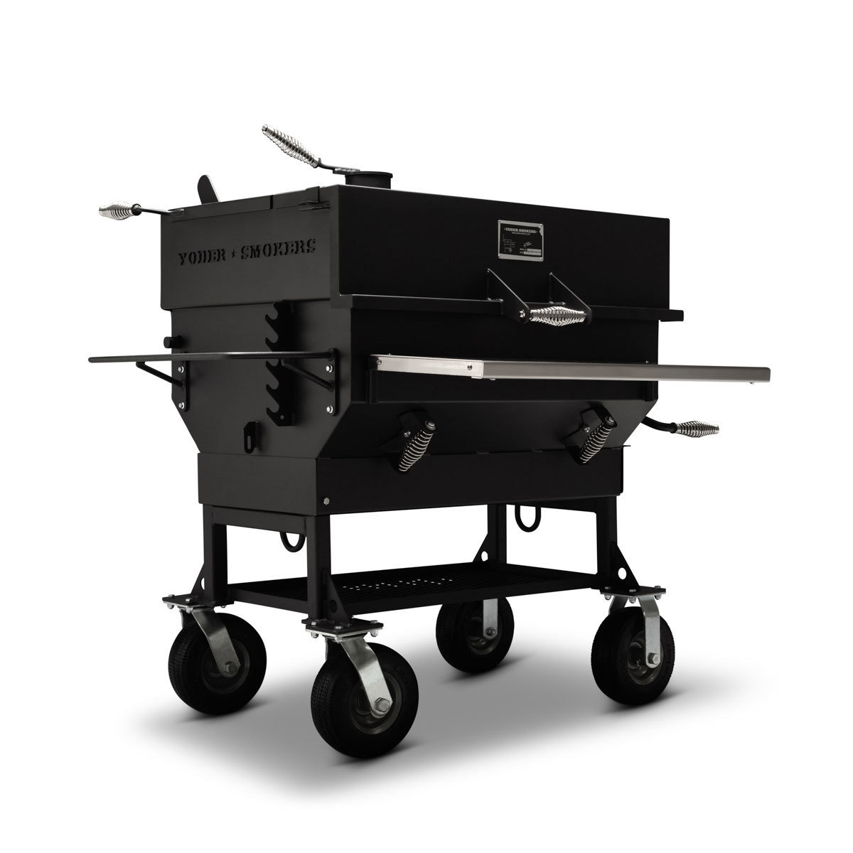 The Yoder Smokers 24