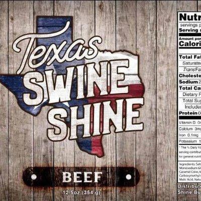 Texas Swine Shine-Beef Rub