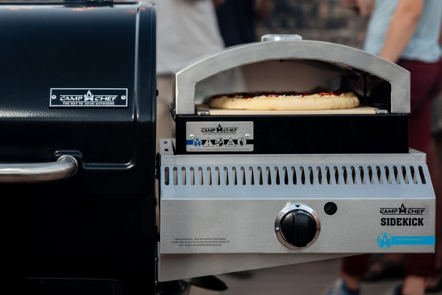 Artisan Outdoor Pizza Oven Accessory