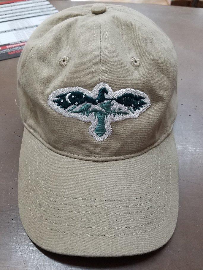 American Outdoor Hat