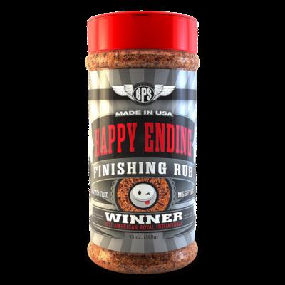Big Poppa Smokers-Happy Ending - Finishing Rub 13oz