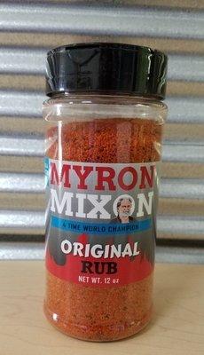 Myron Mixon- Original Rub