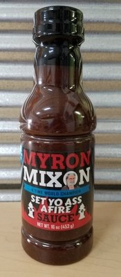 Myron Mixon- Set Yo Ass Afire