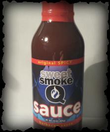 Sweet Smoke Q-Spicy 20oz