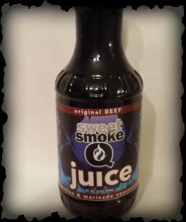 Sweet Smoke Q- Beef Injection 23oz