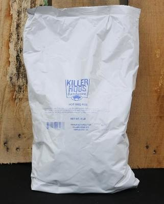 Killer Hogs The Hot BBQ Rub 5lb bag