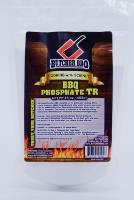 Butcher BBQ Phosphate TR