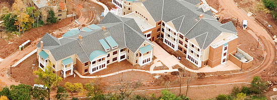 Construction Aerial Images and Video Packages