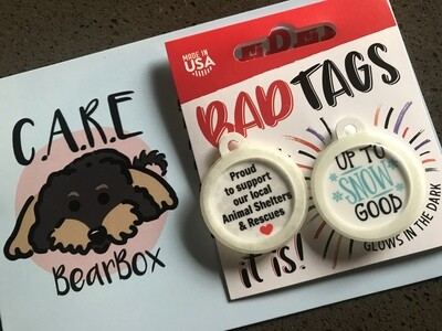 Bad Tags|Dog Tags that GIVE BACK