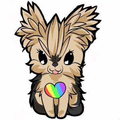 Seltzer's Rainbow Heart MAGNET