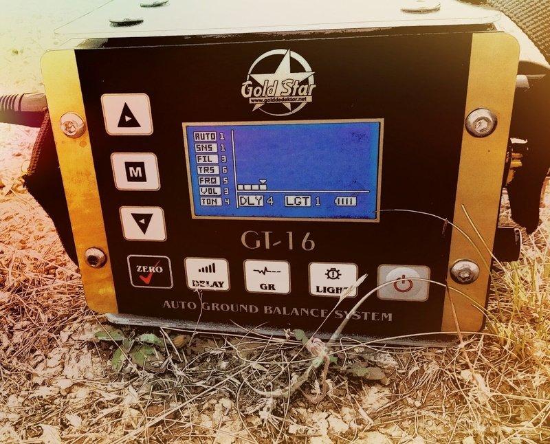 GOLDSTAR GT16 PLUS