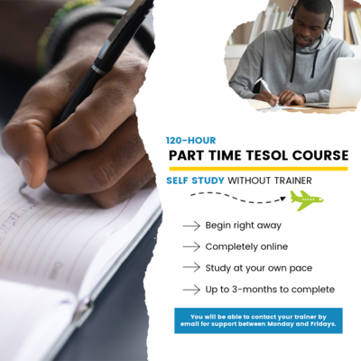 120-Hour Part-Time Course (Self-Study)