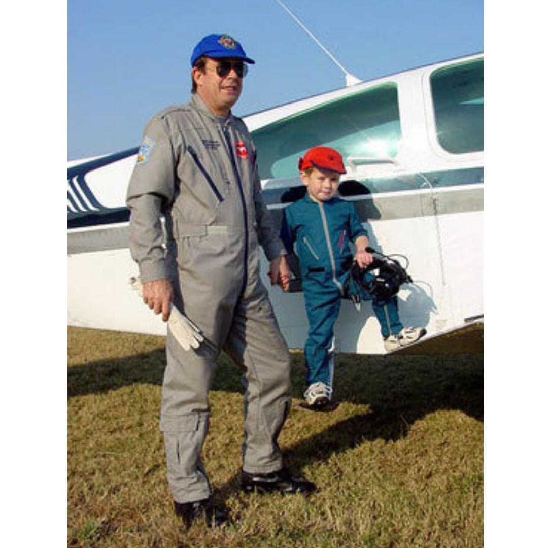 100% Cotton Flight Suits