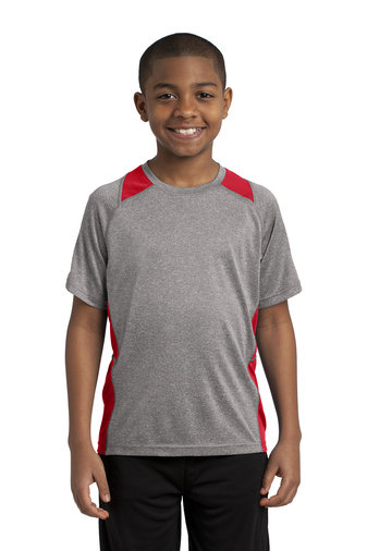 Youth Colorblock Contender Tee