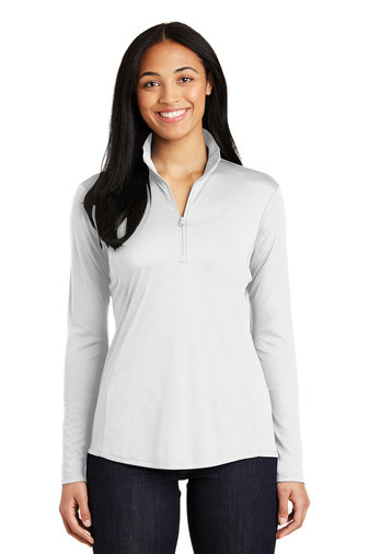 Ladies Competitor 1/4 Zip Pullover