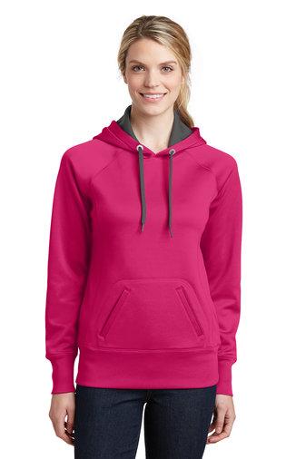 Ladies Tech Fleece Hooded Sweatshirt