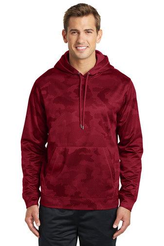 Camohex Fleece Hooded Pullover