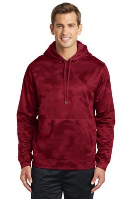 Camohex Fleece Hooded Pullover