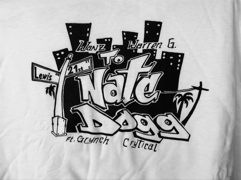 To: Nate Dogg Tee - White