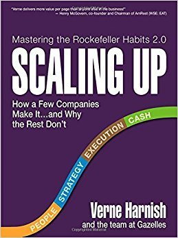 Scaling Up - by Verne Harnish Chapter 2