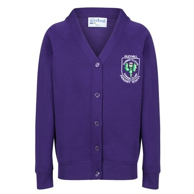 Aileymill Primary Sweatshirt Cardigan