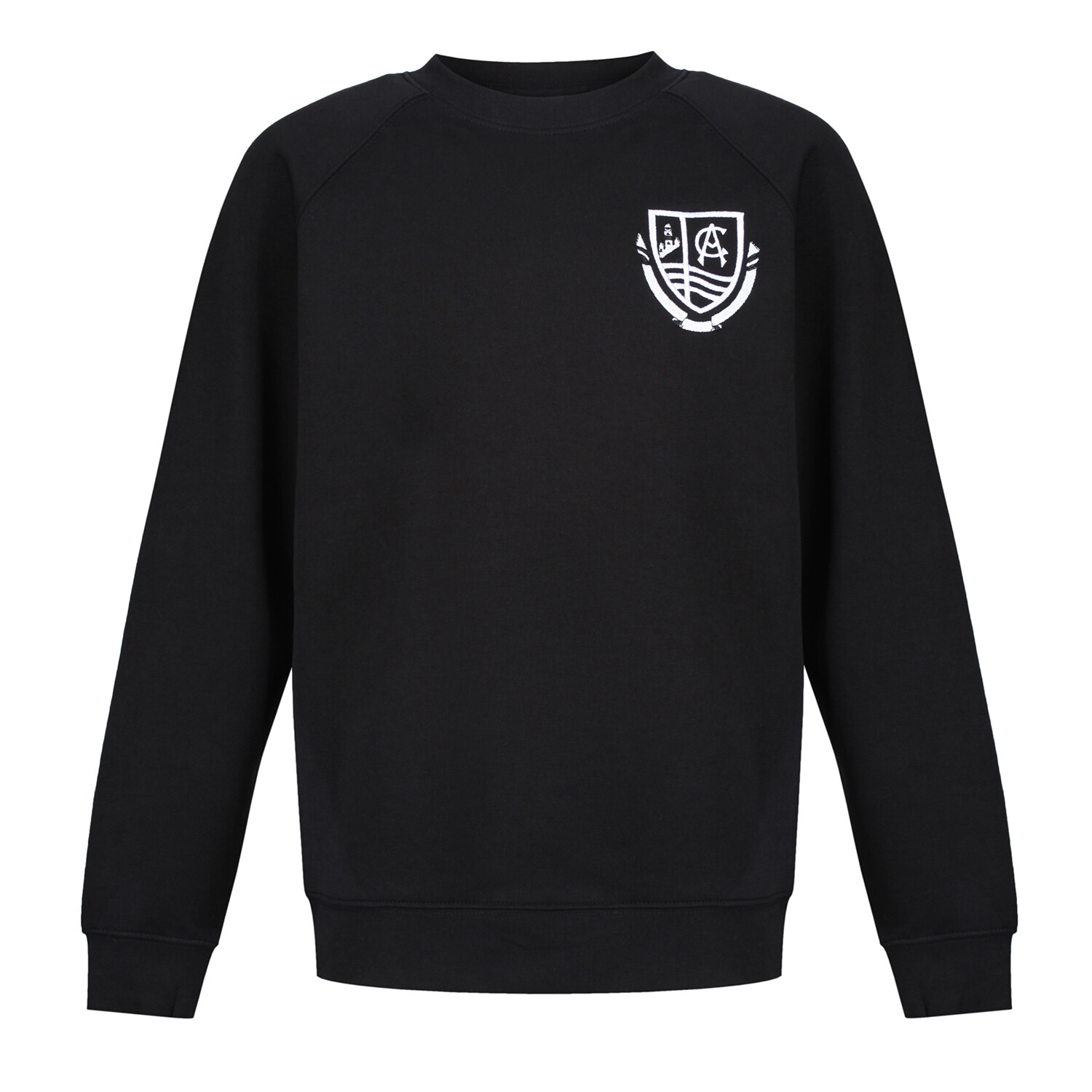 Clydeview Academy Sweatshirt (choice of colours)