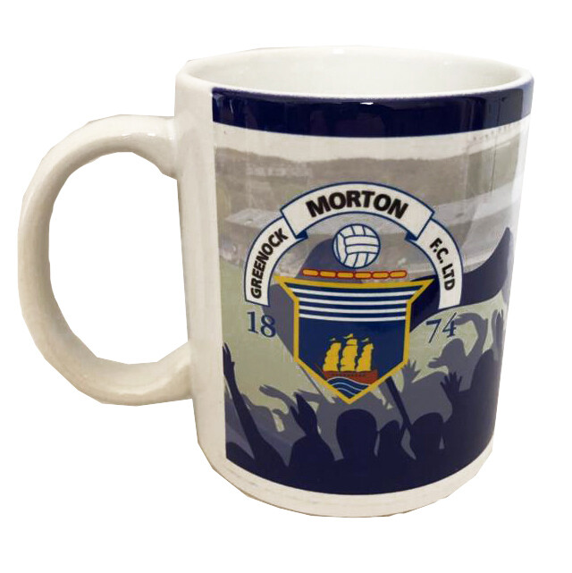 Morton Mug (Crowd @ Cappielow)