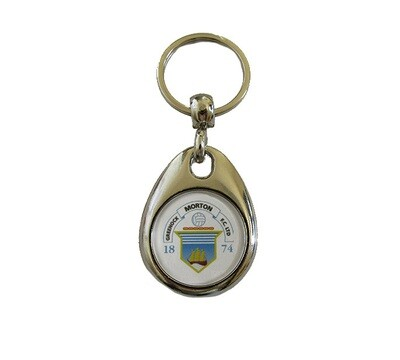 Morton Key Ring (Round)