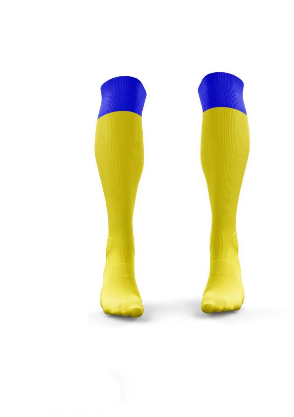 Morton Away Sock (Yellow - Season 2019-21)