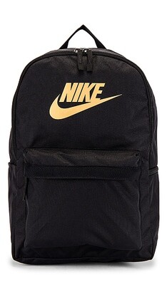 Nike Backpack with Gold detail (BA5879)