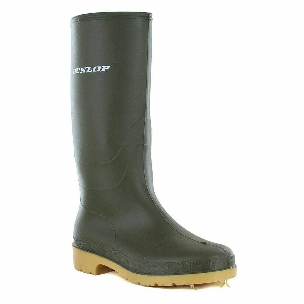 Wellie Boot in Green (Early Years + J1-J6)