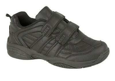 Double Velcro Shoe (Size 6 to 2) 'Best Seller' (RCST702A)