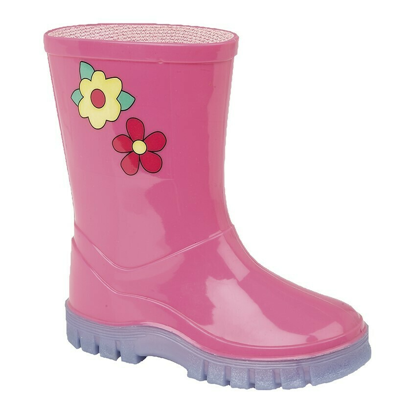 Infant Wellie (Size 4 - Size 10) (RCSW204PK)
