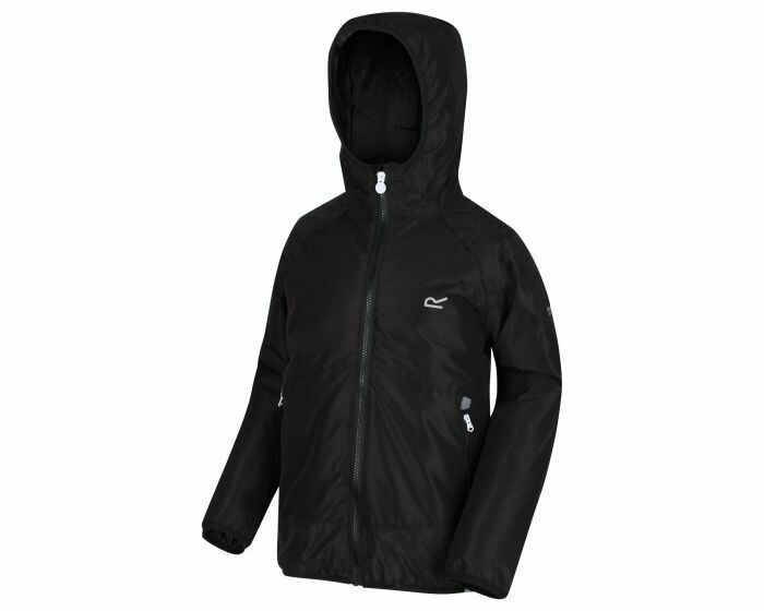 Regatta 'Volcanics' Jacket in Black
