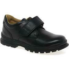 Geox 'William' in Black Leather