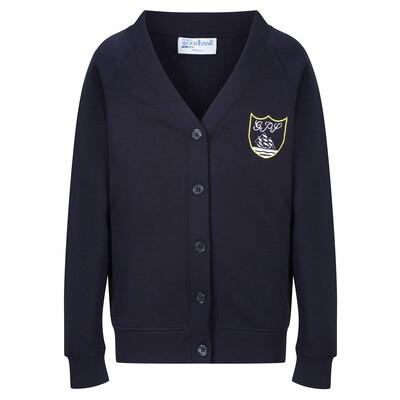 Gourock Primary Sweatshirt Cardigan