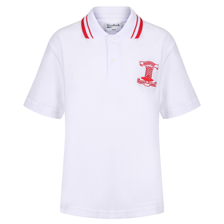 Moorfoot Primary Poloshirt