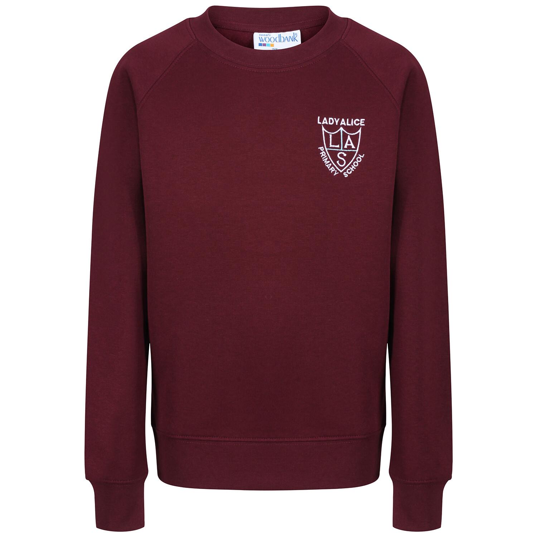 Lady Alice Primary Sweatshirt