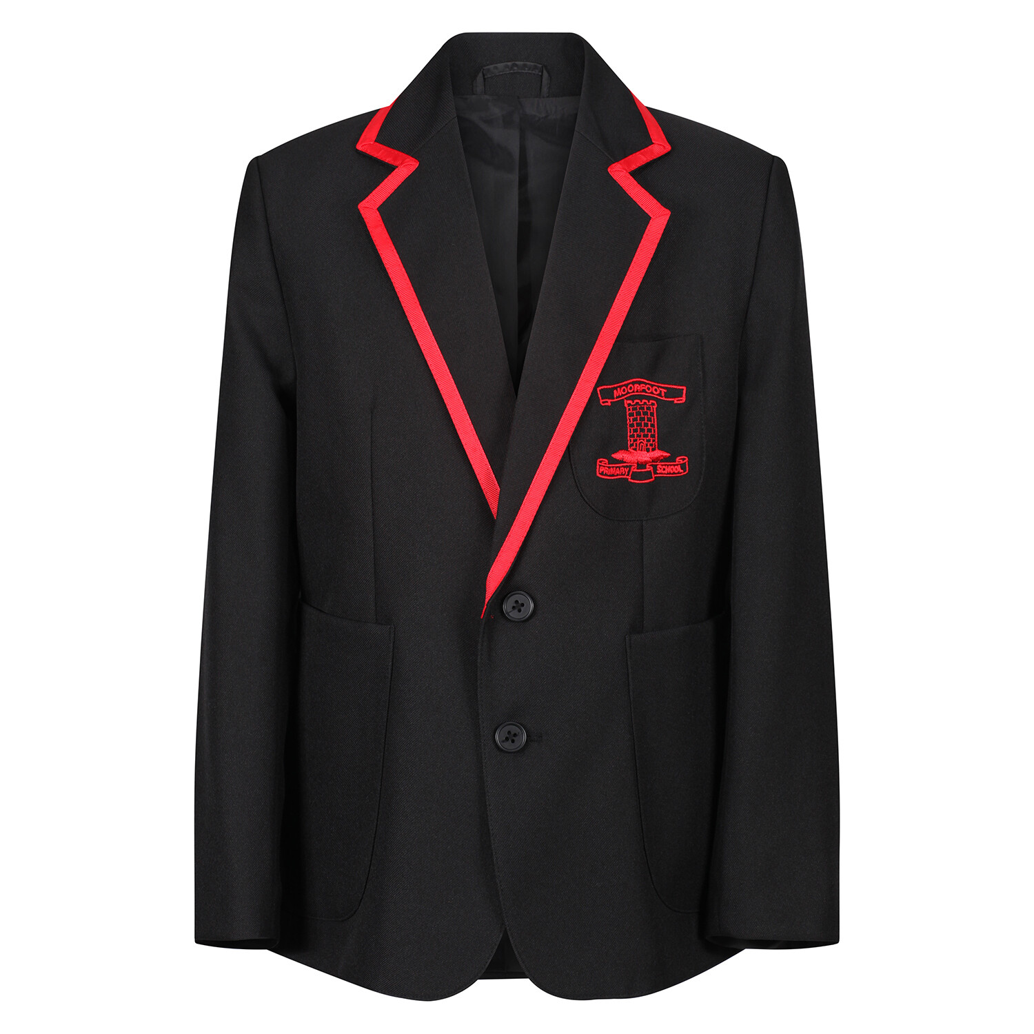 Moorfoot Primary Blazer with Braid