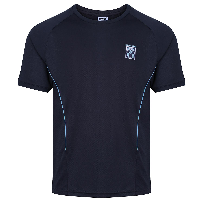 Notre Dame High PE T-shirt